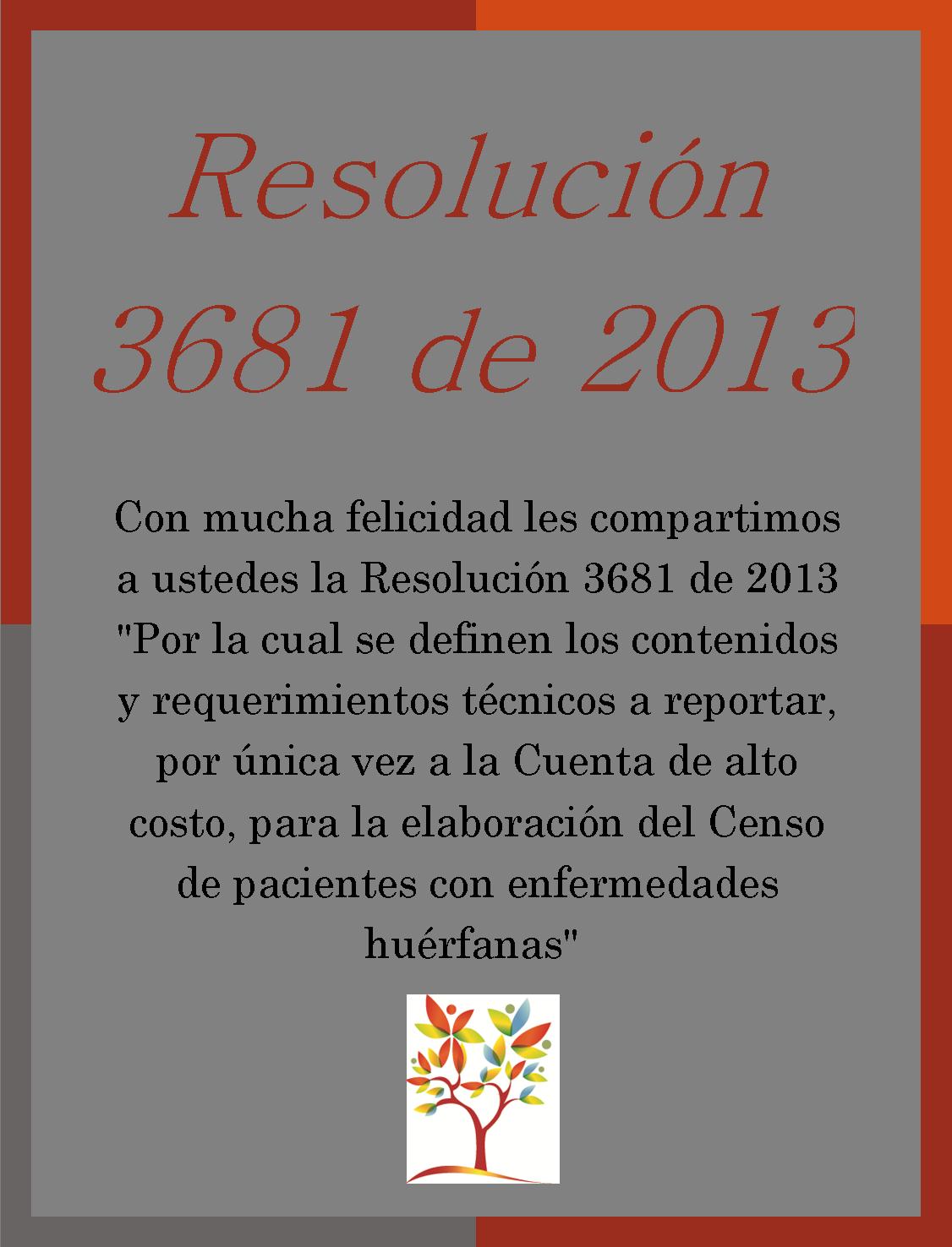 imagen resolucion 3681 2013