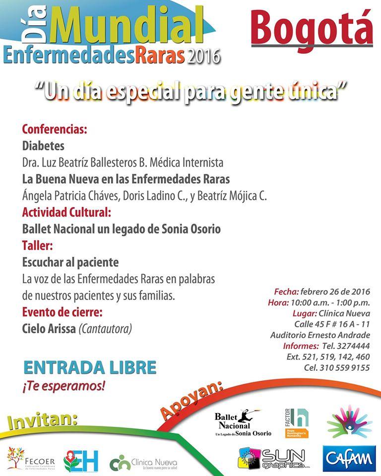 afiche Bogota